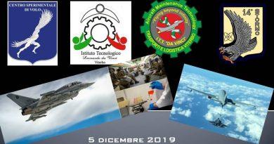 CENTRO SPERIMENTALE VOLO E 14° STORMO: DUE ECCELLENZE ITALIANE